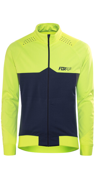 Fox Bionic Light Softshell Kurtka żółty